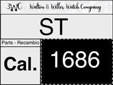 1 PC st 1686 Original Parts Genuine Replacement New NOS ST1686 Vintage