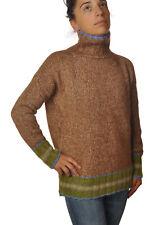 Ottod'ame - Knitwear-Sweaters - Woman - Beige - 6544820I191028