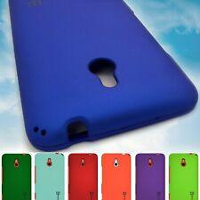 Hard Rubberized Protective Slim Back Phone Cover Case for Nokia Lumia 1320