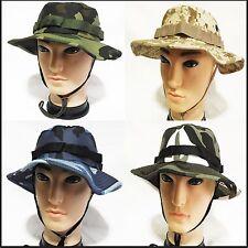 Summer original Army Bell Fishing safari bucket hat Unisex with adjustable strap