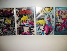 Barb Wire Comic Books 1-3 & +2 Specials 1994 Dark Horse Comics