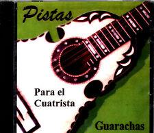 CUATRO - PISTAS PARA EL CUATRISTA GUARACHAS - CD