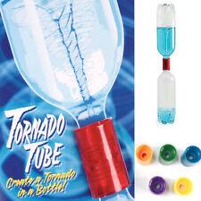 1xTornado Vortex Bottle Water Connector Science Cyclone Tube Experiment Sensory
