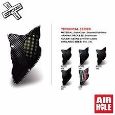 AIRHOLE FACE MASK TECHNICAL SERIES AIR TECH BALACLAVA S/M HEADWEAR HAT HOOD BNWT