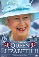 The Story of Queen Elizabeth II (DVD, 2011) New Unopened
