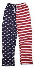Nyc Factory Usa Flag Lounge Pants America Pajama Pant Patriot Pride Nyc Factor
