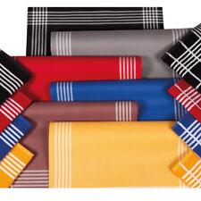 Ross Geschirrtuch Baumwolle Karo in grau oder schwarz