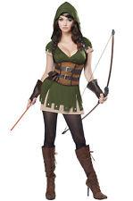Renaissance Lady Robin Hood Adult Costume