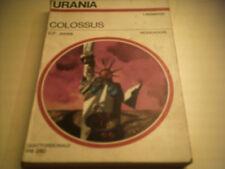 URANIA NUMERO 475 DEL 19 NOVEMBRE 1967,COLOSSUS.