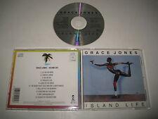 GRACE JONES/ÎLE LIFE (ÎLE 610584/CID132) CD ALBUM