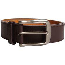 Duke - Cinturón de piel modelo D555 Harrison extra grande para hombre (DC150)