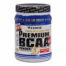 Premium BCAA Powder Weider 500 g + Hammergutschein Eur 5,92/100g