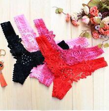 Tanga String a lencería ropa interior lingery sexy ropa interior blanco rojo rosa pink
