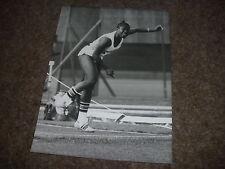 Tessa SANDERSON  Athletics JAVELIN   Original PRESS  Photo  5/08/1980