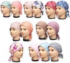 Pour Femmes/femmes élastique Easy Fit Foulards /Bandanas (14 modèles)