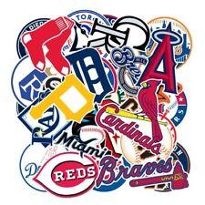MLB Team Logo VINYL Stickers CHOOSE YOUR TEAM