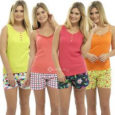 Ladies Cotton Jersey Pyjamas n Short Sleeve T Shirt ,Short Bottoms Pants