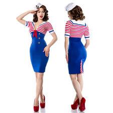 Sexy Marine Costume Matelot matorsin MARINE costume uniforme Navy Femmes sailor bleu