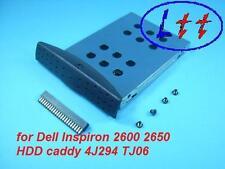 Dell Inspiron 2650 2600 fetplattenrahmen 4j294 con adattatore