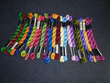 Stick Garn perlgarn nº 3 5 talla 1,50 € muchos colores de Anchor (ODM, Coats) nuevo