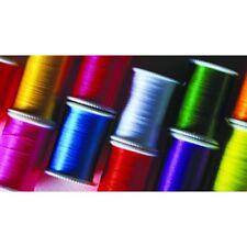 Fly Tying Yarn, Glo Bright Multi Yarn, TWO SPOOLS, 25 yard spool, colour choice