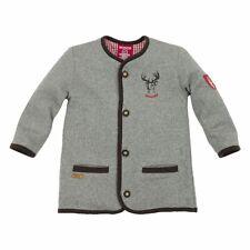 Bondi Trachten  Jacke Kinder Sweatshirt  Gr.74 bis164  100% Baumwolle