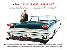 1959 Oldsmobile Ninety Eight - Promotional Advertising Poster