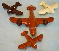 Hand-made Belgian Chocolate Aeroplane, 2 sizes, 3 varieties