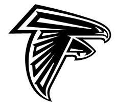 Atlanta Falcons NFL Color Die-Cut Decal Car Sticker