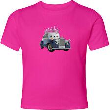 Disney Cars The Queen Unisex Men Women Video Game Cartoon T-Shirt