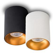 LED Aufbauleuchte Deckenlampe GU10 230V Aufputzleuchte Aluminium Spot COMO