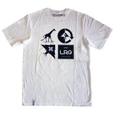 Lrg RC Logo Mash Up T-shirt White