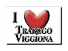 CALAMITA PIEMONTE FRIDGE MAGNET MAGNETE SOUVENIR LOVE TRAREGO VIGGIONA (VB)