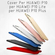 Cover custodia per Huawei P10 per Huawei P10 Plus e Per P10 Lite COPERTURA Bordo