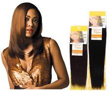 Premium Now New Yaki Platinum 100% Human Hair Weave By Sensationnel