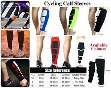Compression Calf Sleeves Leg Support Brace Shin Splints Guard Running Cycling
