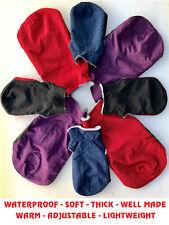 Dog Pet Jacket Coat Padded Wool Waterproof Fabirc Warm Windbreaker 11 Sizes