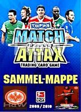 Topps Match Attax 2009/10  09 10 - Mannschaft  - Eintracht Frankfurt