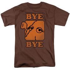 Sesame Street T-Shirt Bye Bye Coffee Tee