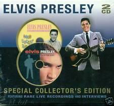 ELVIS PRESLEY SPECIAL COLLECTOR'S EDITION 2-CD (E1271)
