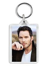 Chris Pratt Keyring / Bag Tag *Great Gift*