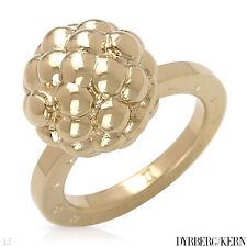 DYRBERG/KERN of DENMARK! ! Cavia Collection Shiny Gold Finish StSl Plating Ring