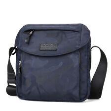 2 Szs Water Resistant Small Mini Nylon Camo Single Shoulder Bag Crossbody Purse