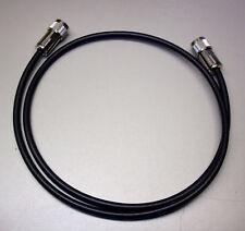 0,5 m Aircell 5 (50 Ω) confeccionado / 2 x conector N