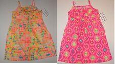Toughskins girls Ruffle Front dress Size-4 NWT