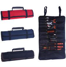 14 Fächer Profi Werkzeug Rolltasche Tasche Werkzeugtasche Werkzeugrolltasche LP