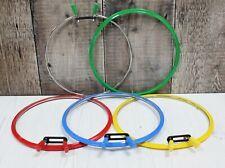 Nurge Embroidery Hoop Cross Stitch Metal Spring Tension Ring & Frame 20cm