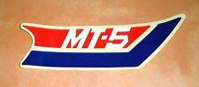 Label Aufkleber Emblem Sticker Seitendeckel rechts cover right Honda MT 5 50