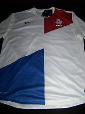 fa230943b9b1f Nike DriFIT Hombres Federación holandesa de fútbol Países Bajos Fútbol  Jersey Nuevo Con Etiquetas