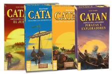 Catan expansiones 5 y 6 jugadores (navegantes, piratas,basico) ENTREGA ASEGURADA